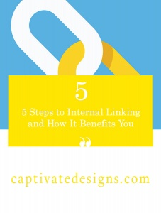 5 Steps to Internal Linking