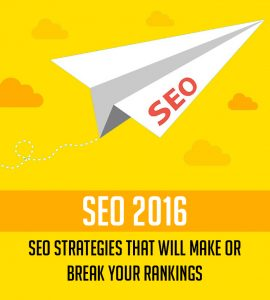 SEO 2016 -SEO Strategies & Trends